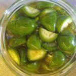 Zeleni orasi u medu
